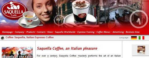 קפה סקואלה - Saquella Caffe