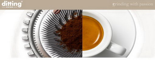 דיטינג - מטחנות קפה מקצועיות